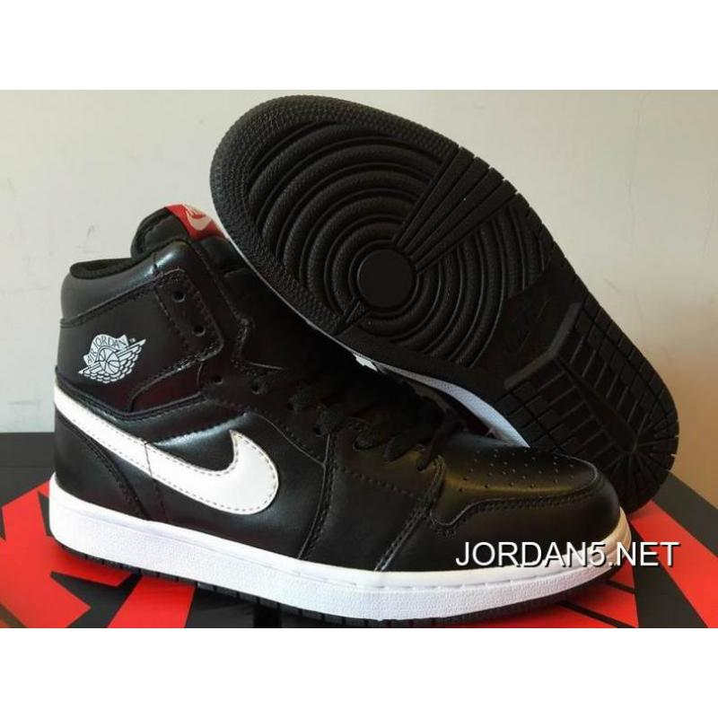 hightop jordan shoes