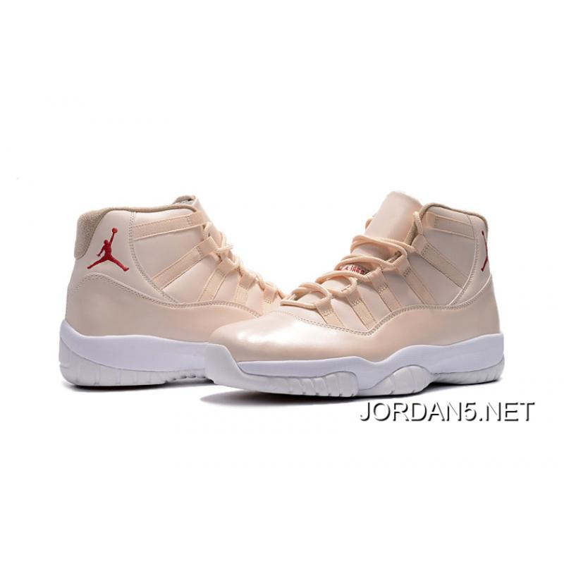 ... where to buy air jordan 11 maroon beige white copuon 09c62 be105 ... 848e7ae5b