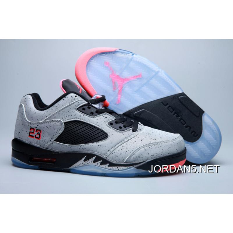 "competitive price 5280b 8871d Air Jordan 5 Low ""Neymar"" Reflect Silver/Infrared 23-Black Copuon Code"