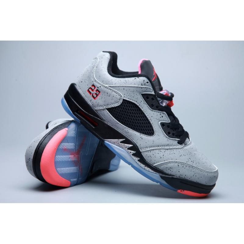 "promo code 08d66 ede27 For Sale Air Jordan 5 Low ""Neymar"" Reflect Silver/Infrared 23-Black"