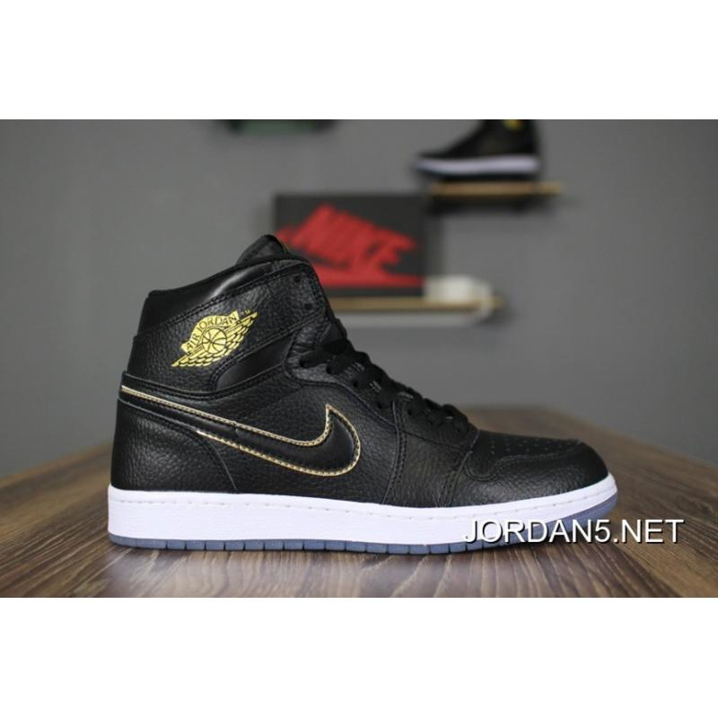 Nike Jordan City Black/Clear Free Shipping