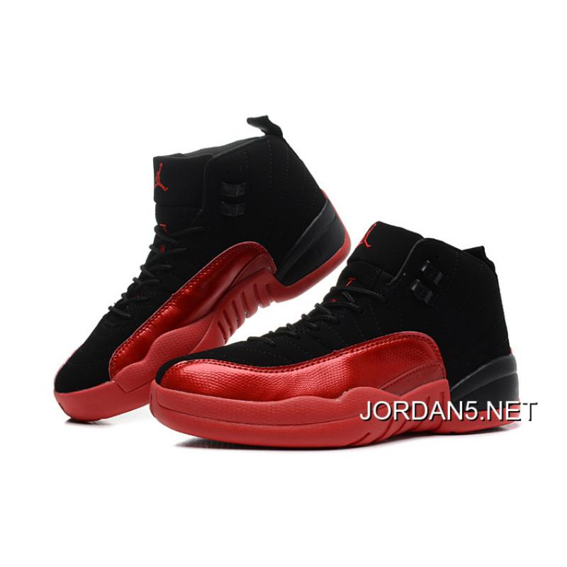 "best sneakers 941cb 36a74 ... Air Jordan 12 GS ""Bred"" OG Authentic ..."