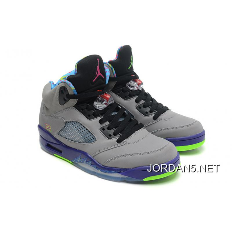 0a91fb62b020b5 ... usa air jordan 5 retro bel air cool grey club pink court 50289 ffca0