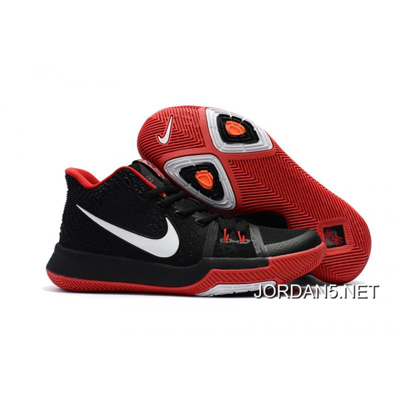 ede264607f56 ... coupon for girls nike kyrie 3 black red white latest 77709 912be
