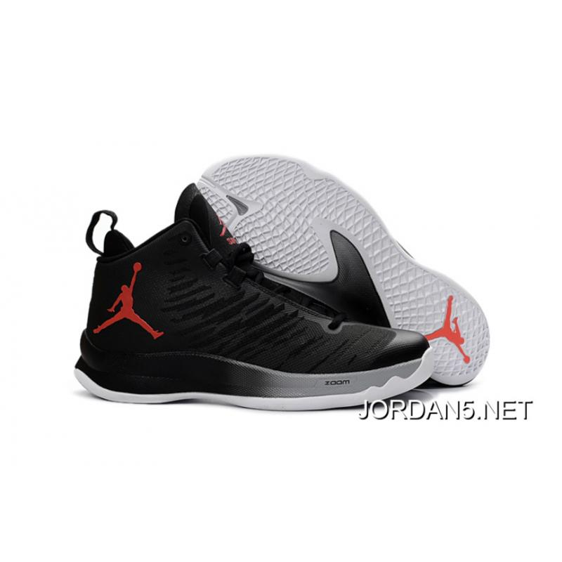premium selection 2dd6a 02ded Best New Jordan Super.Fly 5 Black Wolf Grey Wolf Grey Infrared ...
