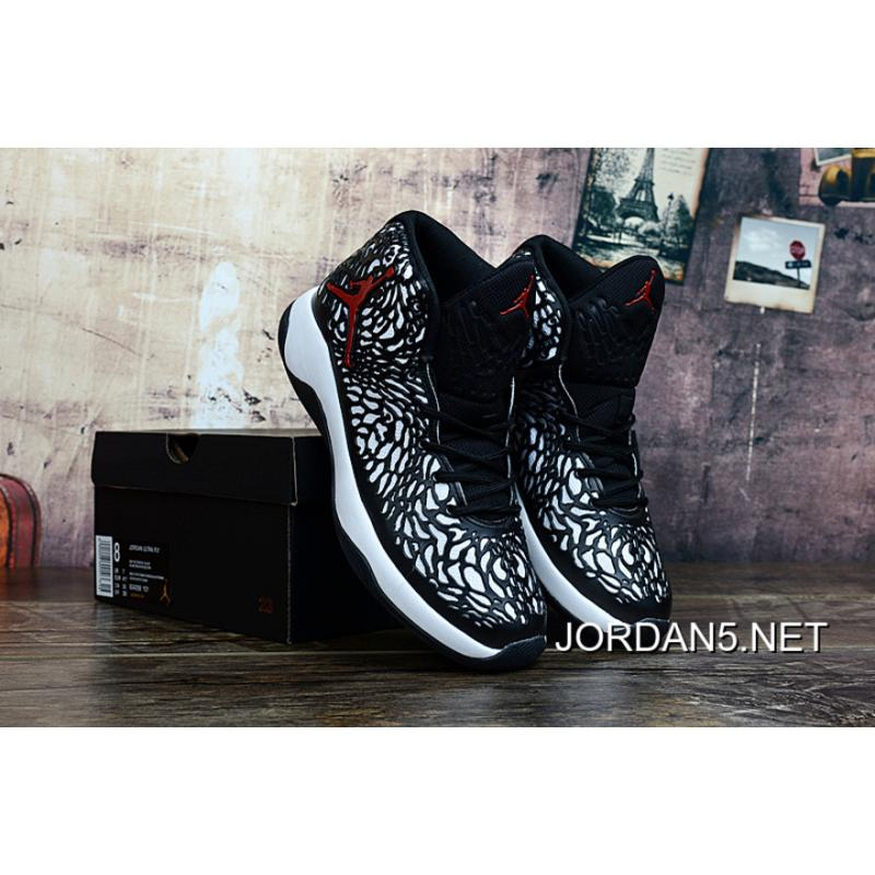 "fa6749373f1 Latest Jordan Ultra Fly Jimmy Butler ""Concord"" White Black Red ..."