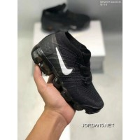 3a61985ca97d New Style Kids Nike Air VaporMax 2018 Flyknit Running Shoe SKU 45677-313
