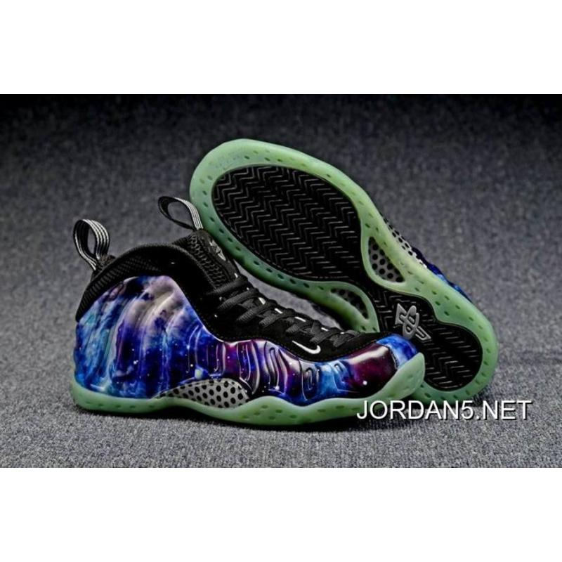"buy popular 2e80d adb35 Nike Air Foamposite One ""Galaxy"" Discount ..."