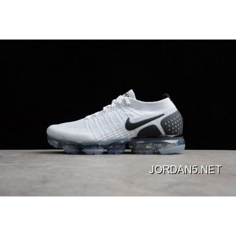 2599bfeab Authentic Men Nike Air VaporMax 2018 Flyknit Running Shoes SKU:58958-370 ...