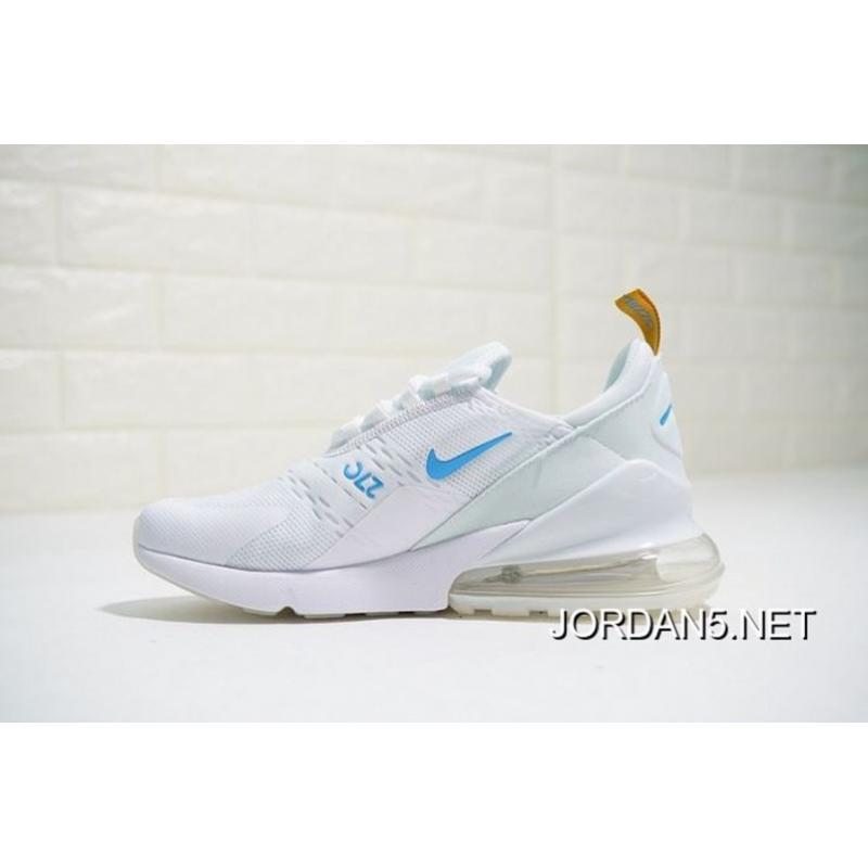 more photos 72692 0b7b6 Outlet Men Nike Air Max 270 Running Shoe SKU:198332-273