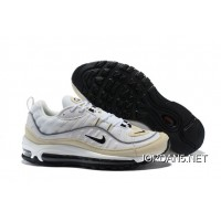 fb6a9646c528a Online Men Nike Air Max 98 Running Shoe SKU 88436-231