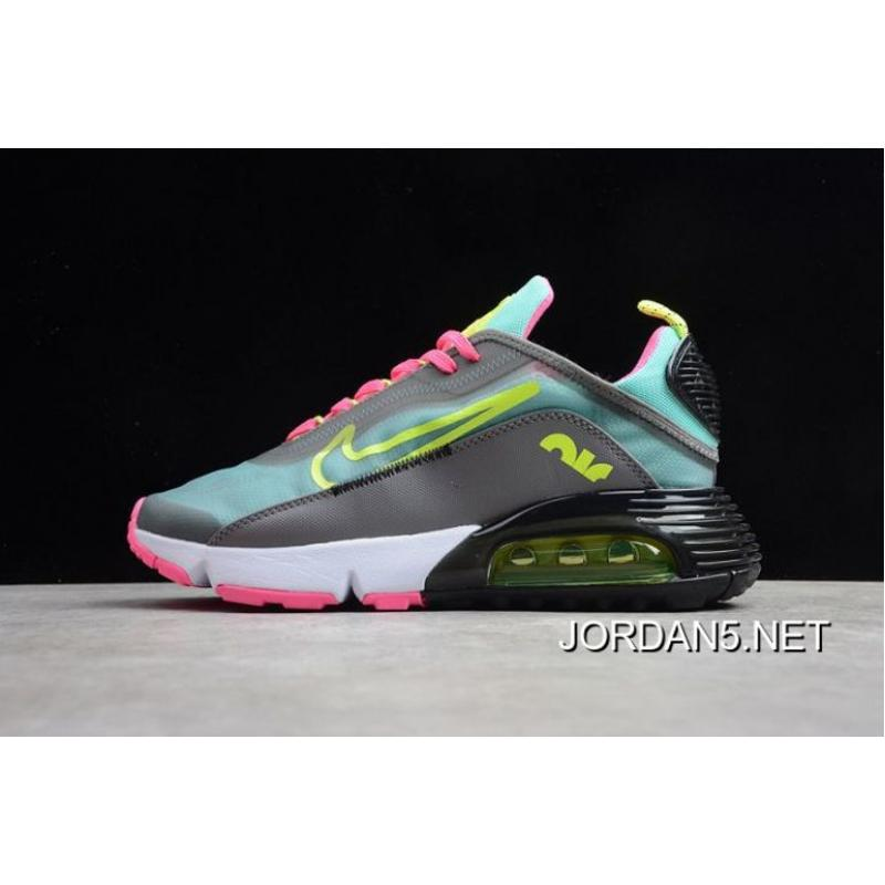 Big Deals Men Nike Air Max 2090 Running Shoes SKU:159562 570