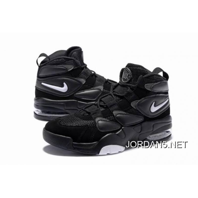 ... Outlet Nike Air Max Uptempo 2 Black/White-Dark Shadow ...