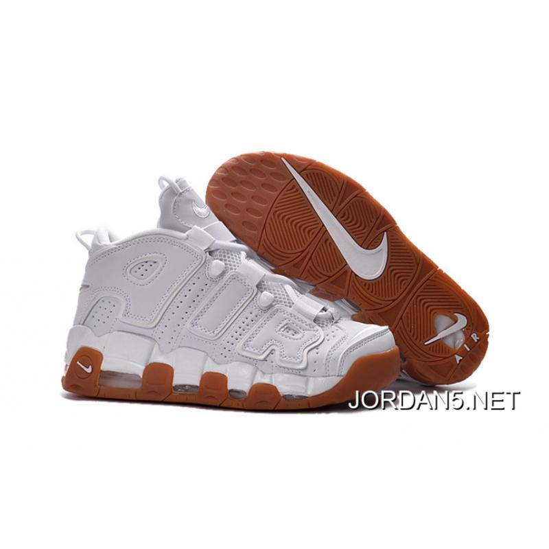"Super Deals Nike Air More Uptempo ""White Gum"" ..."