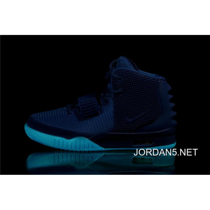pretty nice 42185 2930d nike jordans blue glow shoes The official guide to Sneaker ...