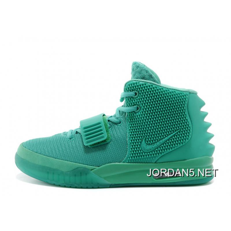 "4ded3b886 Nike Air Yeezy 2 ""Green Lantern"" Glow In The Dark Best ..."