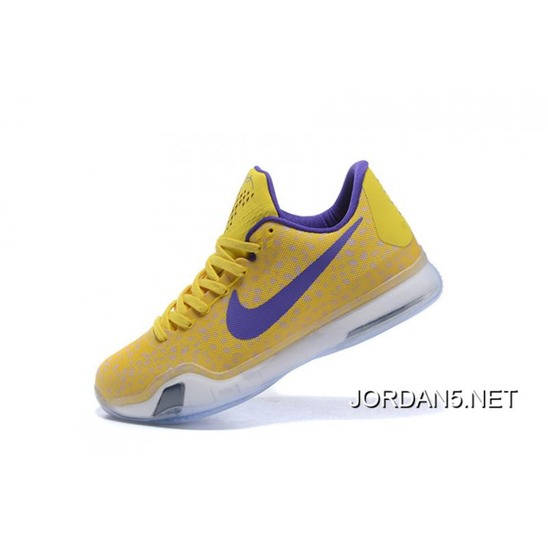 more photos f5f61 e6522 ... discount super deals kobe 10 safari print yellow purple fce72 a5d68