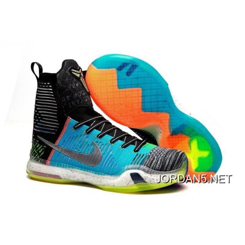 the latest ac0be a1f99 ... clearance latest nike kobe 10 elite high se what the ff05f 6dc88