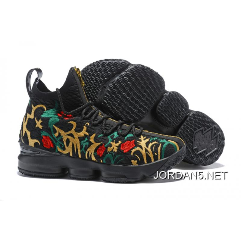 "KITH X Nike LeBron 15 ""King s Crown"" Online ... 8776b0221"