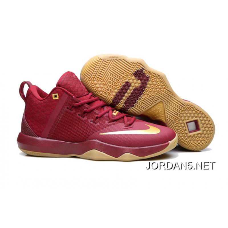 timeless design 15c74 173d1 ... spain latest nike lebron ambassador 9 wine red 4f865 09e55
