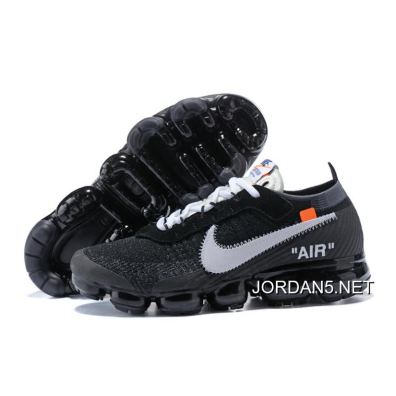 Copuon Men Nike Air VaporMax 2018 Flyknit Running Shoes SKU:25491-202 ...