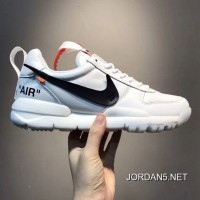 e75914ec093bd5 Men Off White X Nike Craft Mars Yard Running Shoe SKU 67687-249 New
