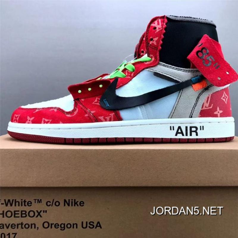 nike air jordan 1 off white nz