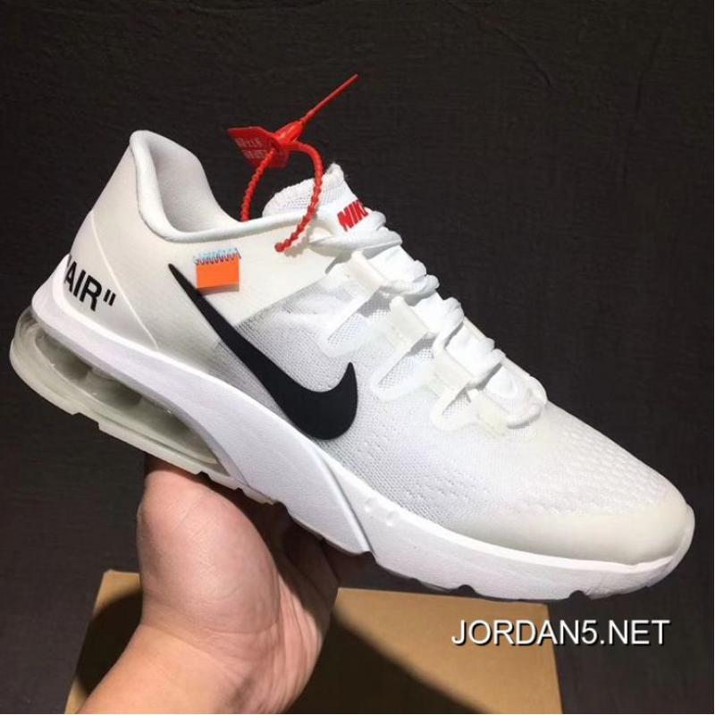 f8cc2c65700 Men OFF-WHITE X Nike Air Running Shoes SKU 78717-271 Authentic ...