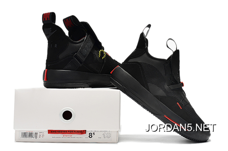 29450a749d8 Tax Free Air Jordan 33 XXXIII Black/University Red, Price: $91.54 ...