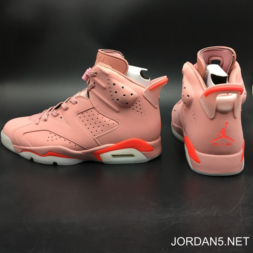 "great fit eaf36 6e566 Air Jordan 6 ""Millennial Pink"" Men's Shoes For Sale"
