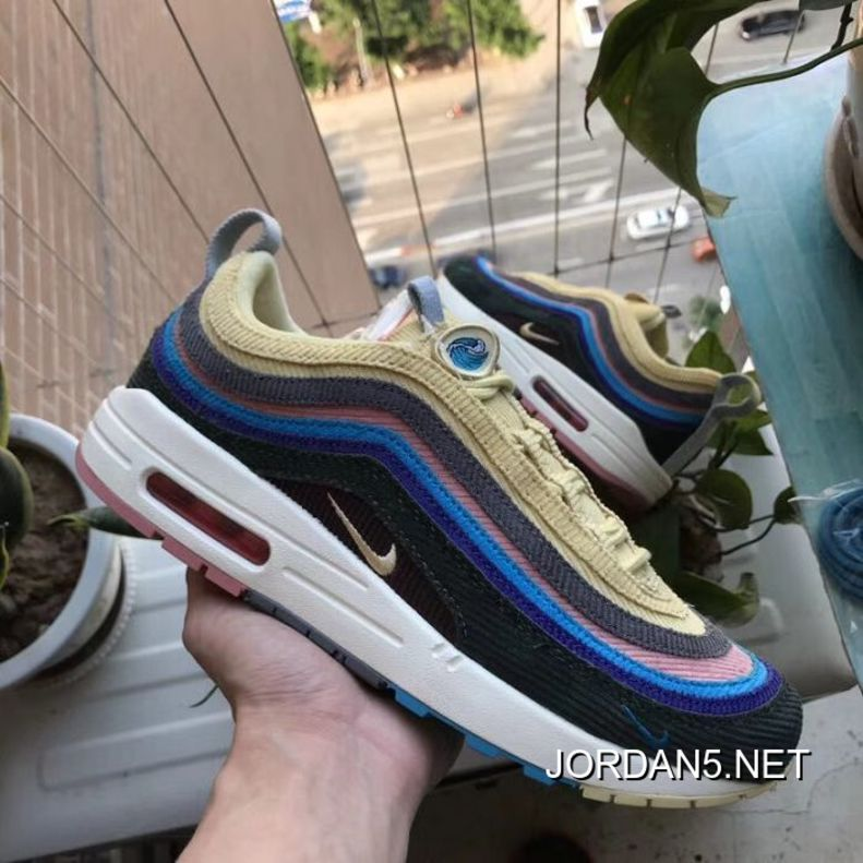 Men Nike Air Max 197 Sean Wotherspoon New Release