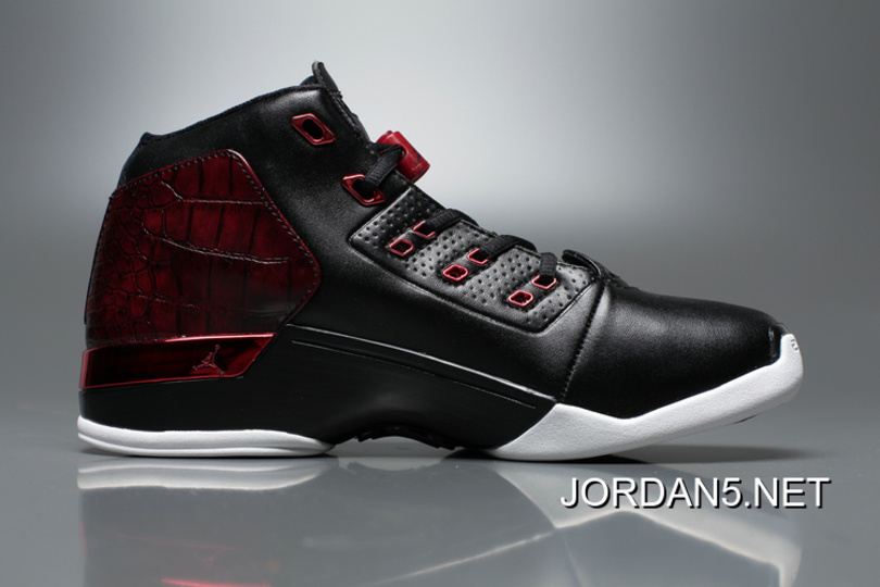 "9ec9a0117783 For Sale Air Jordan 17+ ""Bulls"" Black Gym Red-White"