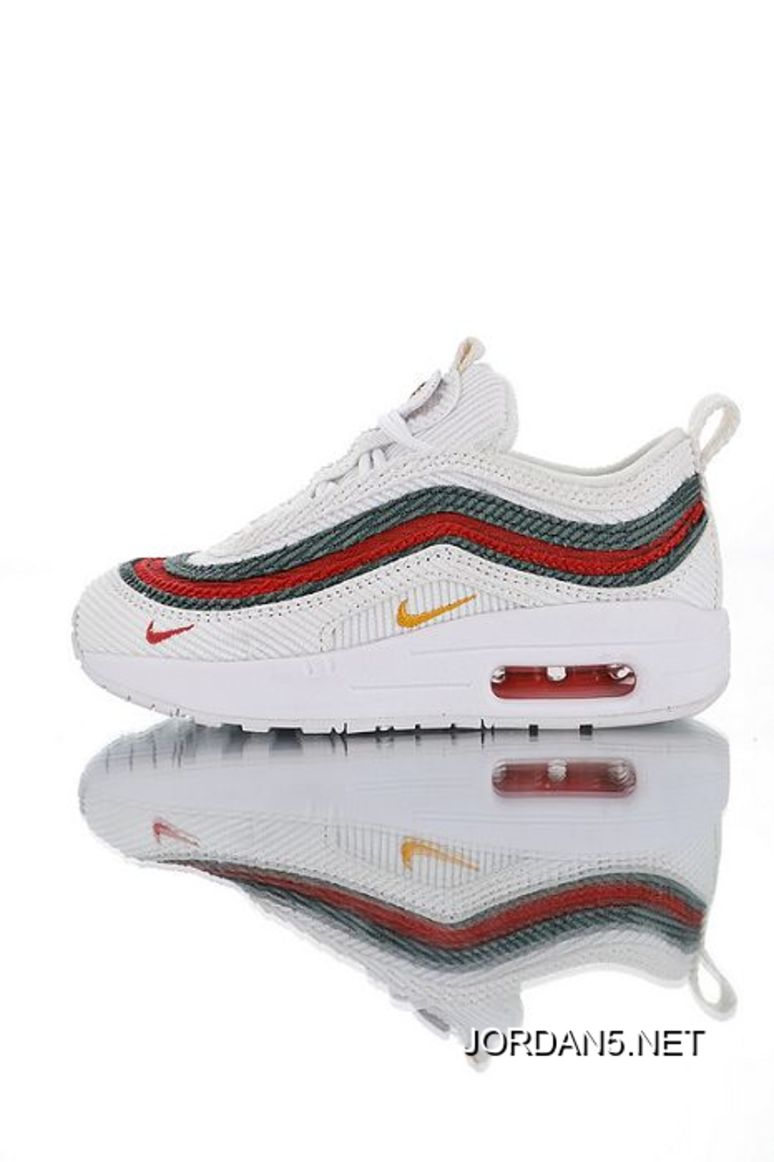newest 92ef5 cbb74 Kids Nike Air Max 97 Sneakers SKU:148205-330 New Style