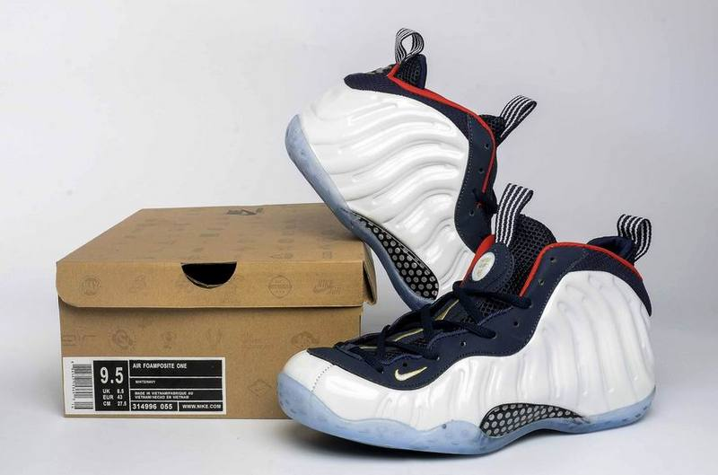 "huge discount 7fcdf 3a933 Nike Air Foamposite One PRM ""Olympic"" Free Shipping"