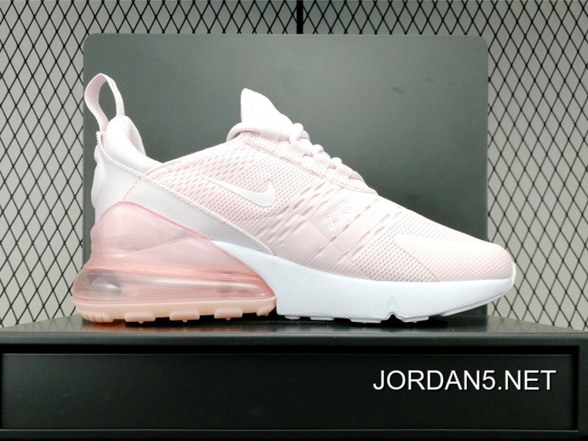 Wmns Nike Air Max 270 Pink White Best Price 78 86 Jordan