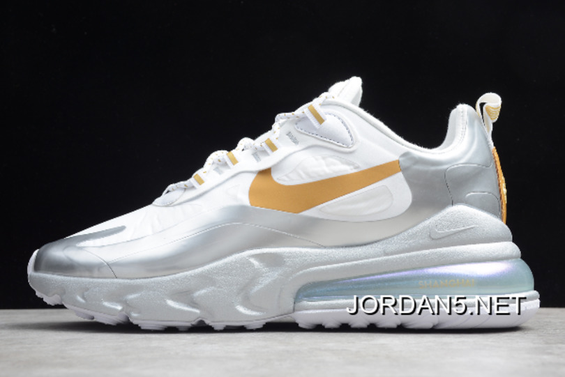 "aliviar destacar Vegetación  For Sale Mens Nike Air Max 270 React ""City Of Speed"" CQ4597-110 , Jordan  Shoes, Nike Shoes"