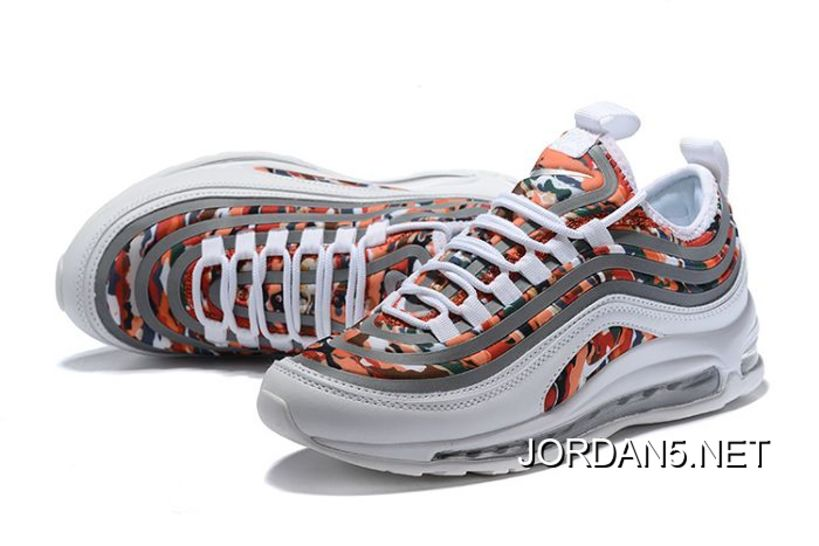 4305667778b New Style Men Nike Air Max 97 Running Shoes SKU 4365-412