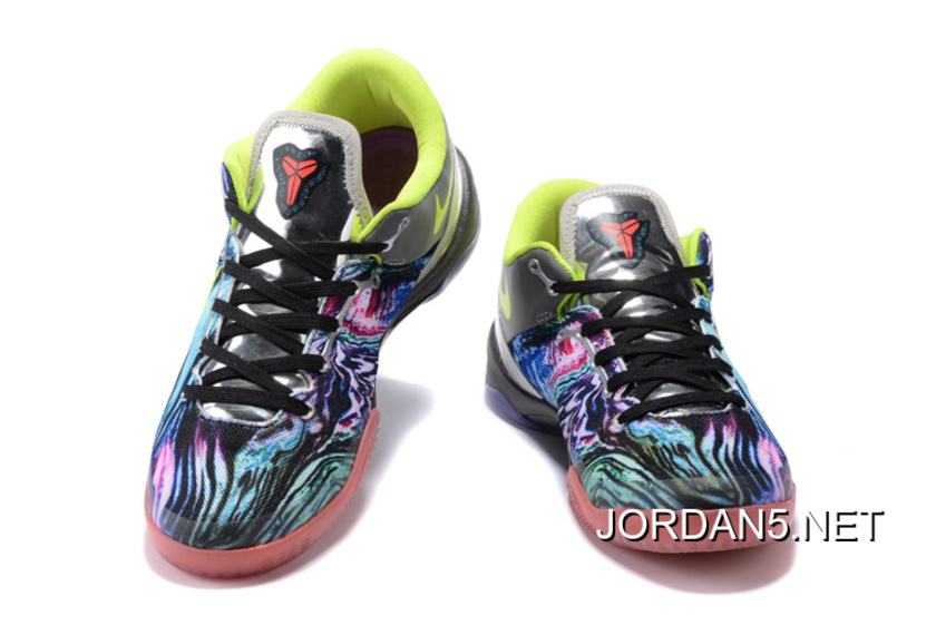 pretty nice d4d1e 82489 Nike Zoom Kobe 6 New Colorways Basketball Shoes Discount