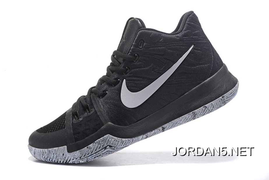 "official photos ba94b 67319 Nike Kyrie 3 ""BHM"" Black White-White Super Deals"