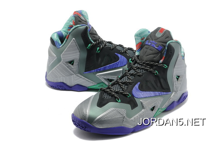 "finest selection 8b92a 435c0 ... Nike LeBron 11 ""Terracotta Warrior"" Mine Grey Electro Purple-Mercury  Grey-  Shop Nike LeBron 11 BHM Anthracite Metallic Gold-Purple Venom ..."
