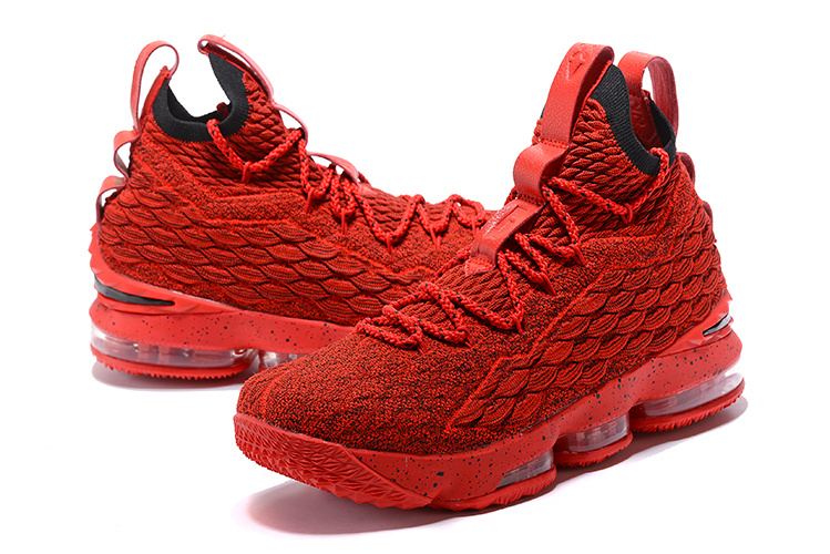 1e7ed16d0eb1a ... Nike LeBron 15 Red And Black New Year Deals ...