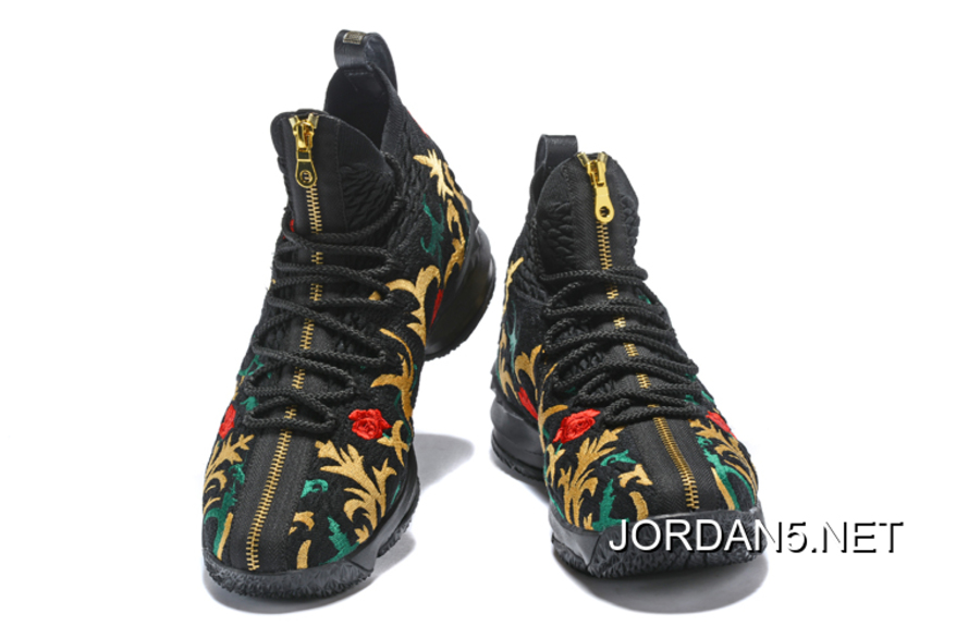 "new concept a2291 62f5d KITH X Nike LeBron 15 ""King's Crown"" Online"