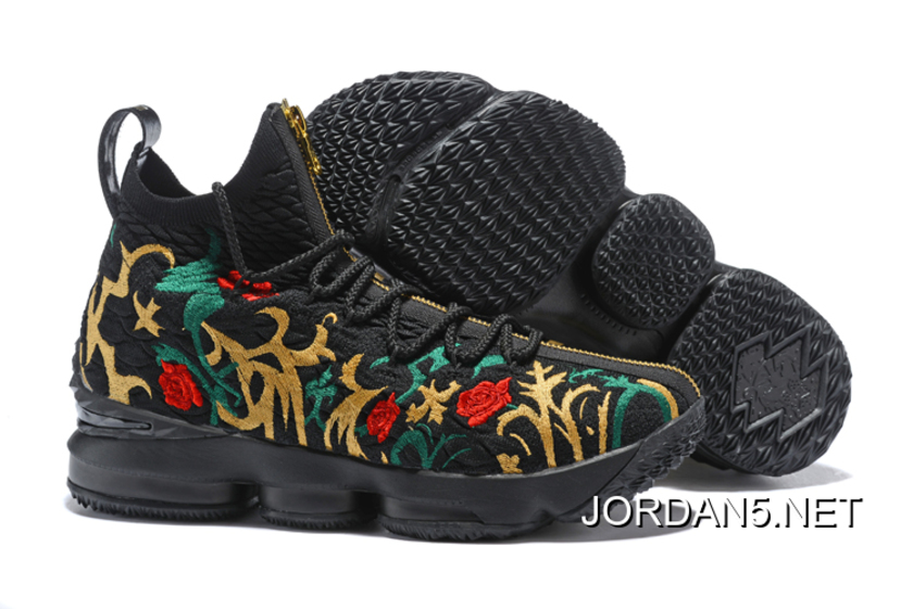 "9722ecf611be KITH X Nike LeBron 15 ""King s Crown"" Online"