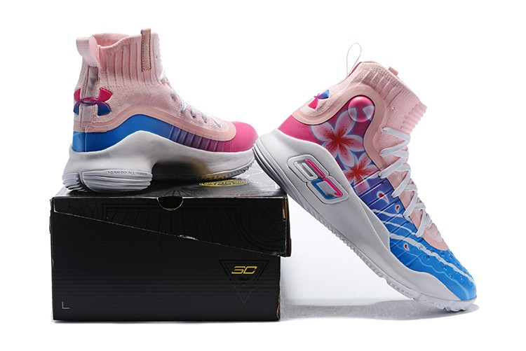 4728c5bd50e0 ... ua curry 5 wolf grey watermelon red mens basketball shoes 8ee9e f9114  germany discount under armour curry 4 floral white pink blue 59f08 4e2bc ...